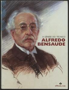 capa do livro sobre Alfredo Bensaude