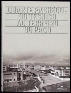capa do livro sobre Duarte Pacheco